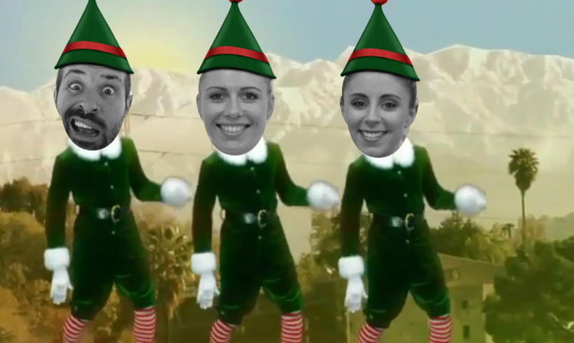 Check out our new Christmas Video